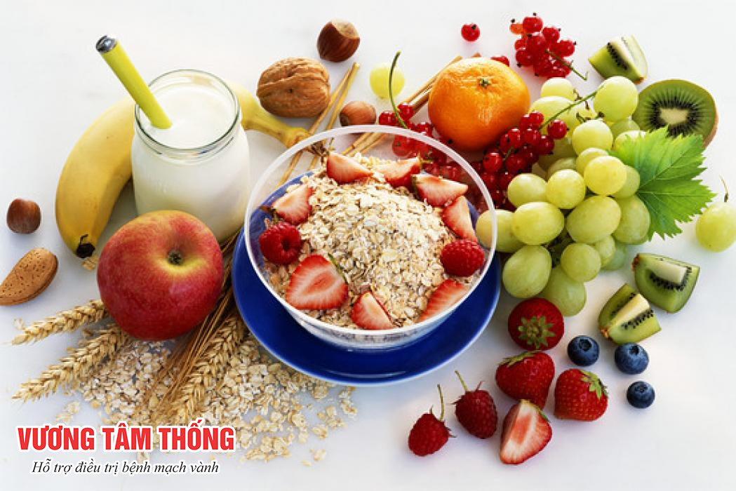 Giải pháp phòng ngừa và điều trị cholesterol máu cao